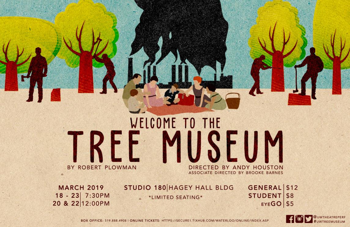 Tree Museum Poster