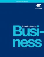 Book cover for Introduction to Business