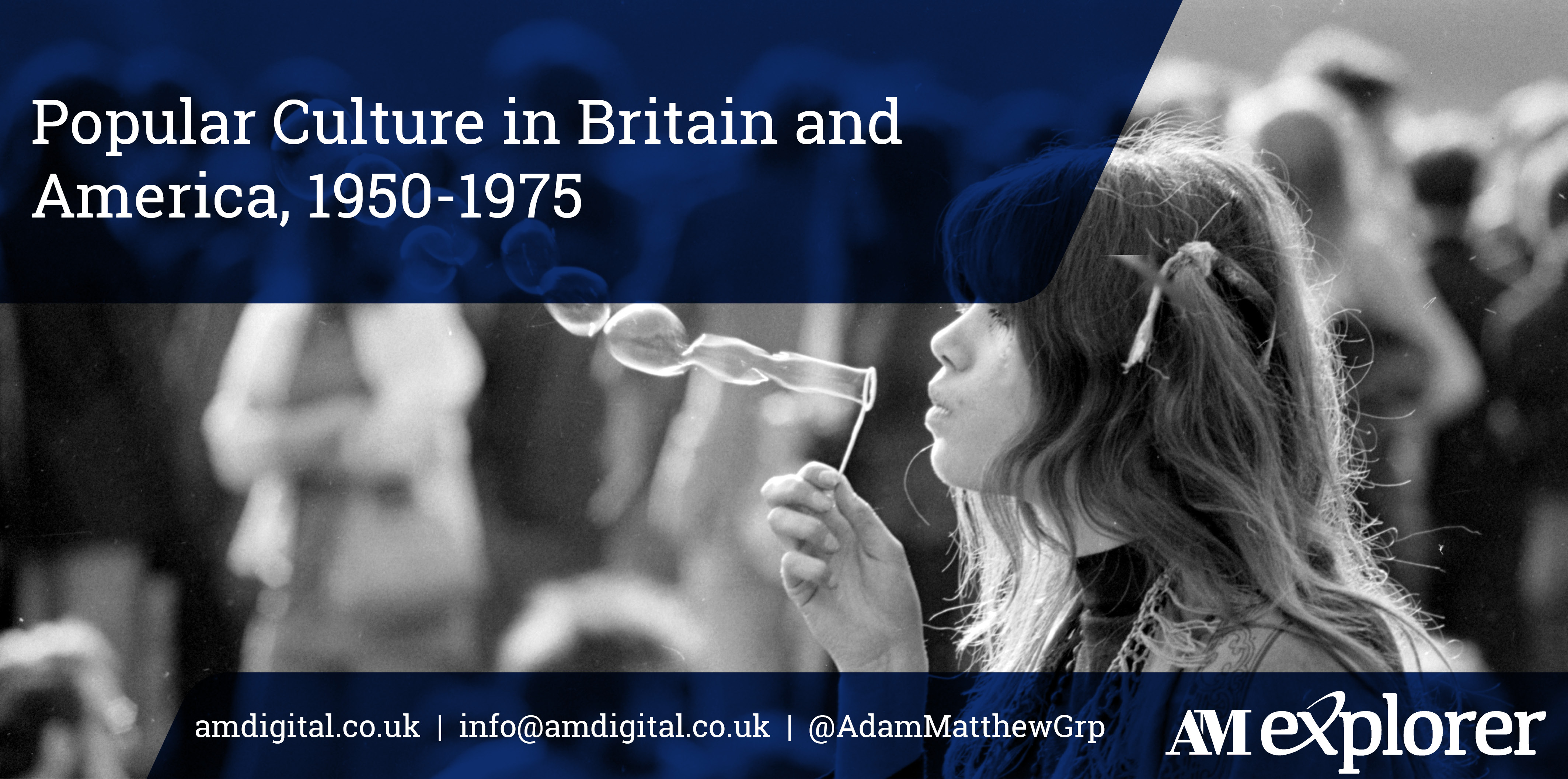 Image from Popular Culture in Britain and America, 1950 - 1975