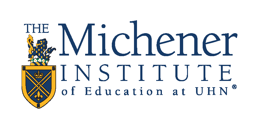 Michener Institute of Education @UHN logo
