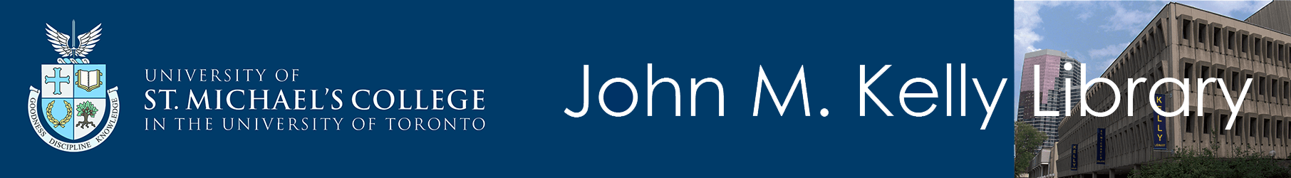 John M. Kelly Library Research Guides