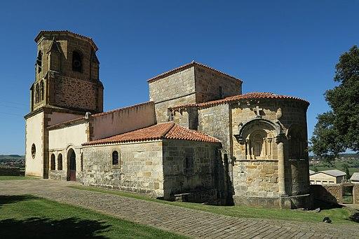 Iglesia Santa María, Bareyo, Santander