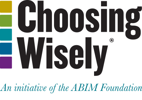 Image of Choosing Wisely logo