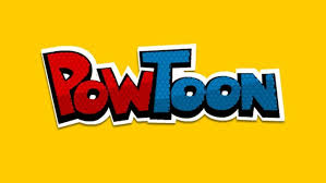 the graphic view of the word PoWToon