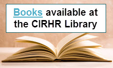 Books available at the CIRHR Library