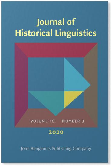 Journal of Historical Linguistics