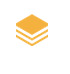 yellow square Lean Library icon