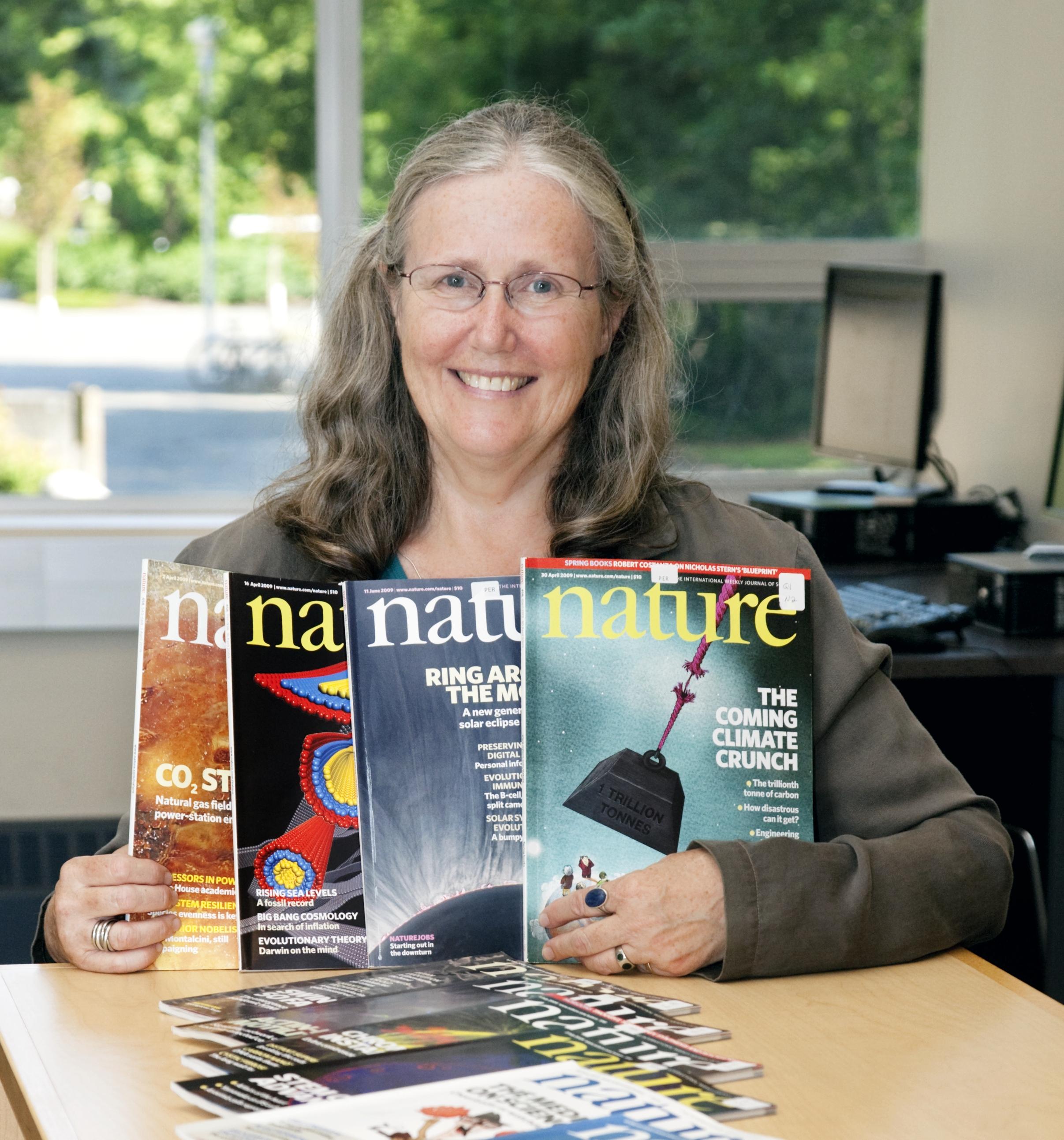 Profile photo of Kathleen Matthews
