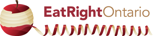 Eat Right Ontario logo