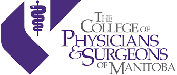 The College of Physicians and Surgeons of Manitoba logo