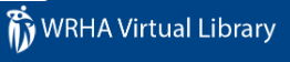 Winnipeg Regional Health Authority Virtual Library logo