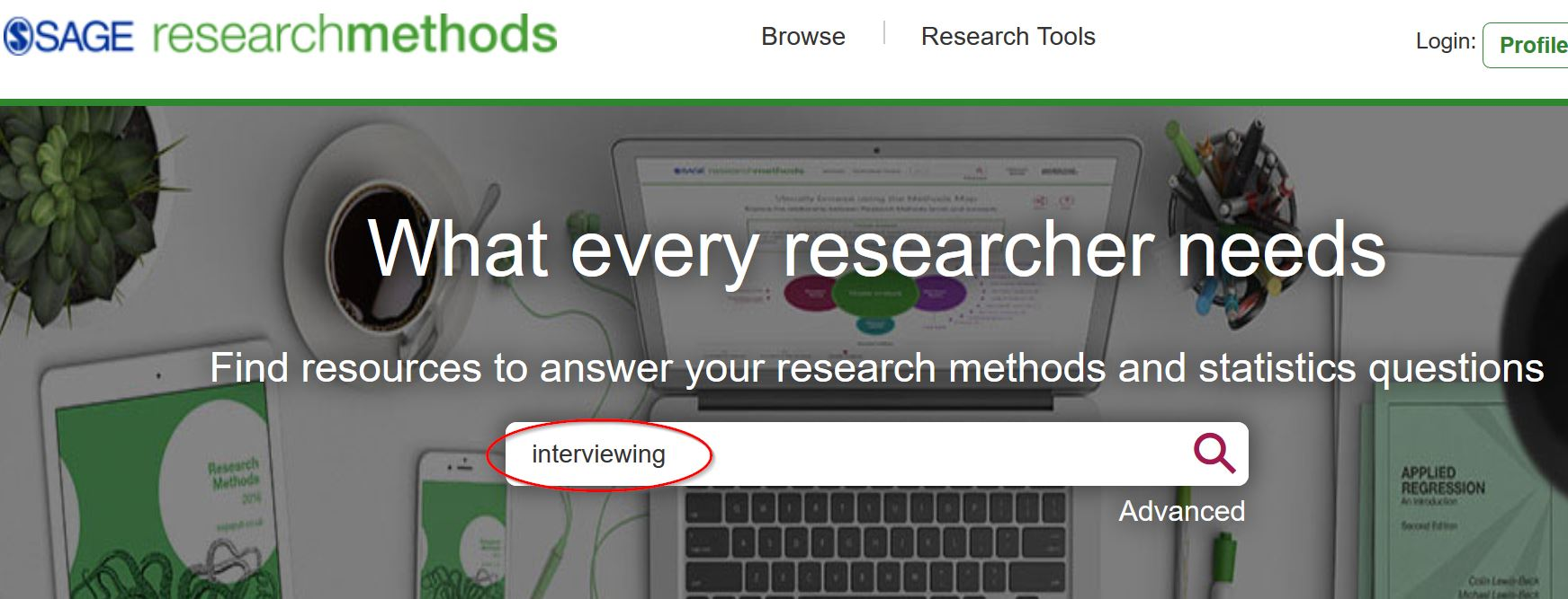 sage research