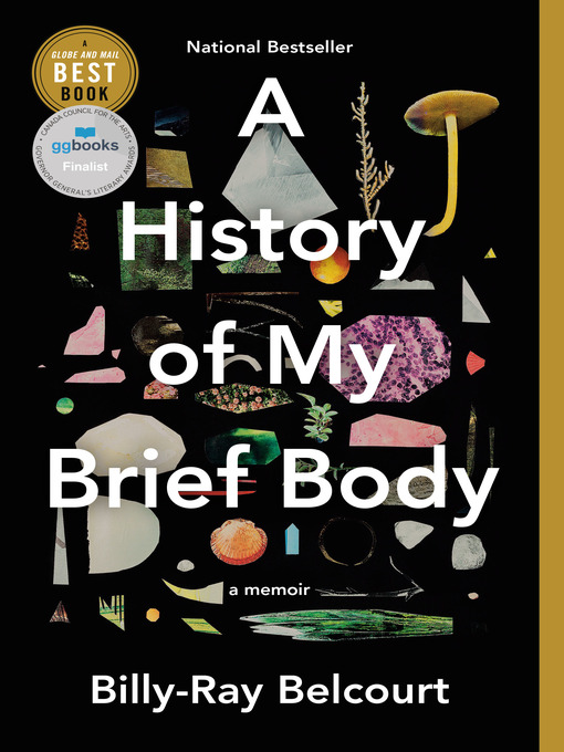 Cover of A History of My Brief Body
