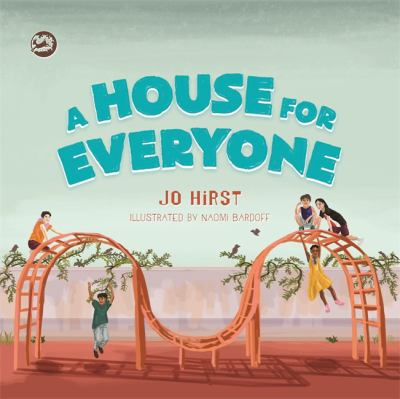 Cover of A house for everyone : a story to help children learn about gender identity and gender expression.