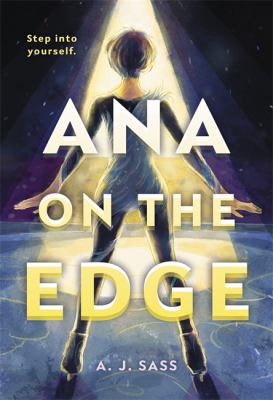 Cover of Ana on the Edge