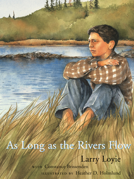 Cover for   As Long as The Rivers Flow