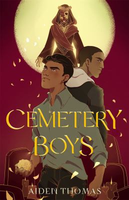 Cover of Cemetary Boys