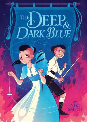 Cover of The Deep and Dark Blue