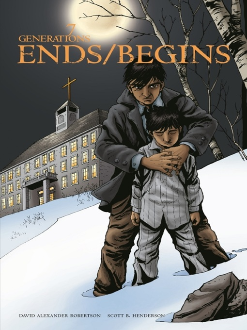 Cover for Ends/Begins