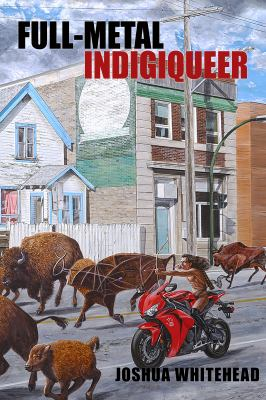 Cover for Full Metal Indigiqueer
