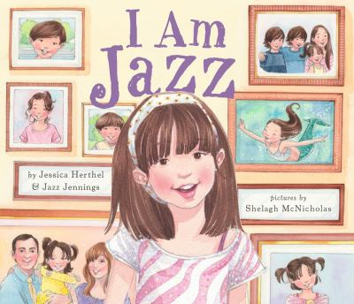 Cover of I am Jazz