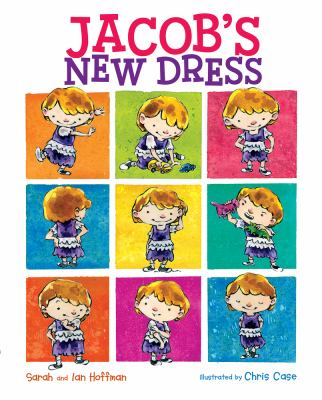 Cover of Jacob's new dress.