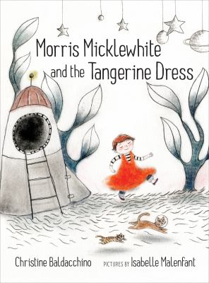 Cover of Morris Micklewhite and the tangerine dress.