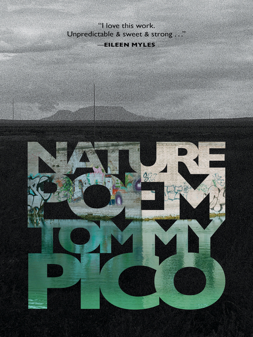 Cover for Nature Poem
