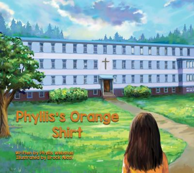 Cover For Phyllis's orange shirt