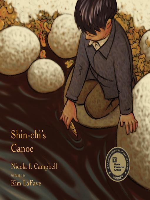 Cover of Shin Chi's Canoe