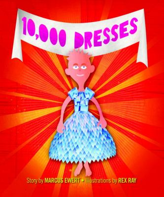 Cover of 10,000 Dresses