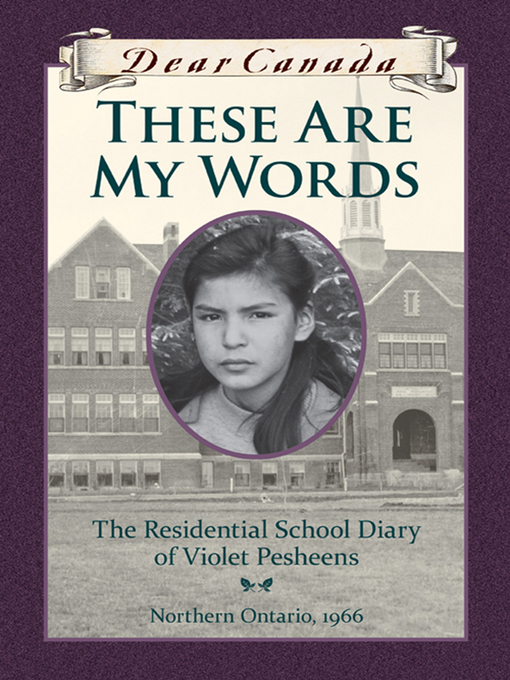 Cover of These Are My Words