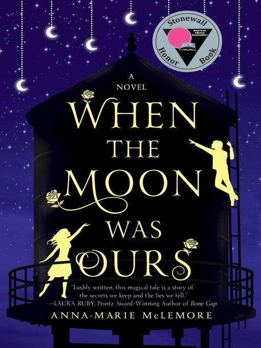 Cover of When the Moon was ours