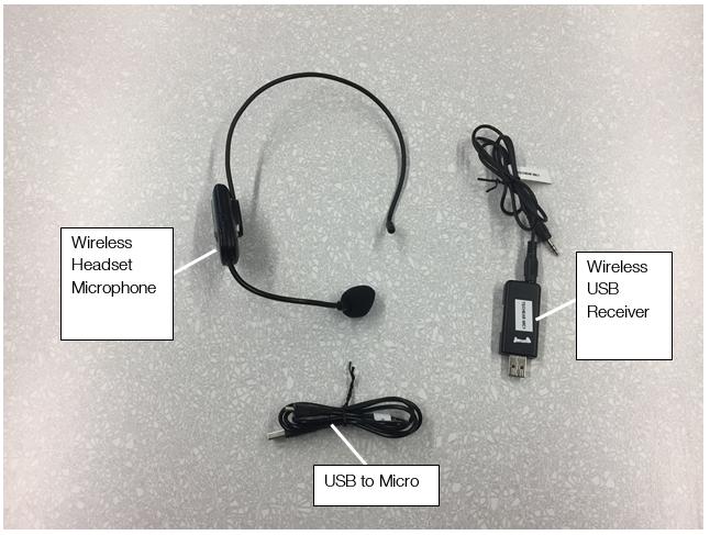 Microphone - Headset