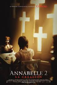 image of Annabelle creations dvd