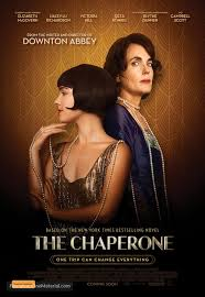 image of the movie The chaperone