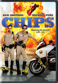 image of Chips dvd