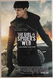 image of the girl in the spider's web