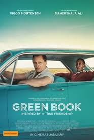 image of green book