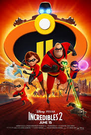 image of incredibles two