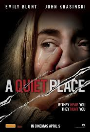 image of a quiet place