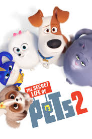 image of the secret life of pets two