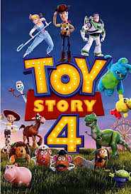 image of movie toy story four