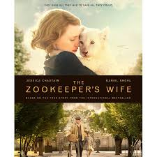 image of zoo keeper's wife dvd