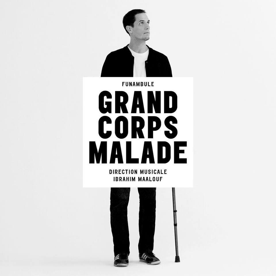 Funambule [sound recording] / Grand Corps Malade ; direction musicale, Ibrahim Maalouf