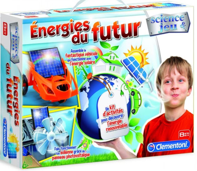 Énergies du futur: science et jeu