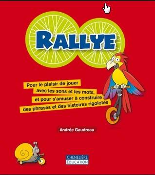 Rally, le jeu de mots