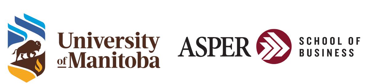 UM asper school logo