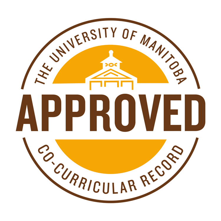 University of Manitoba Co-Curricular Seal