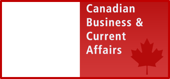 Canadian Business and Current Affairs logo